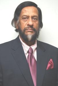 Dr. R.K. Pachauri