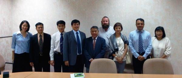 The full delegation