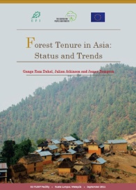 Cover of the Forest Tenure publication