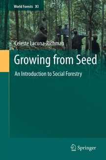 Growing from Seed, by Celeste Lacuna-Richman
